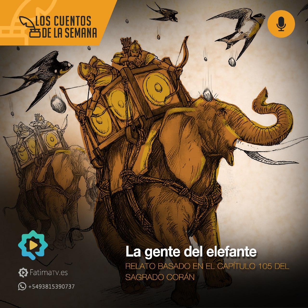 La gente del elefante
