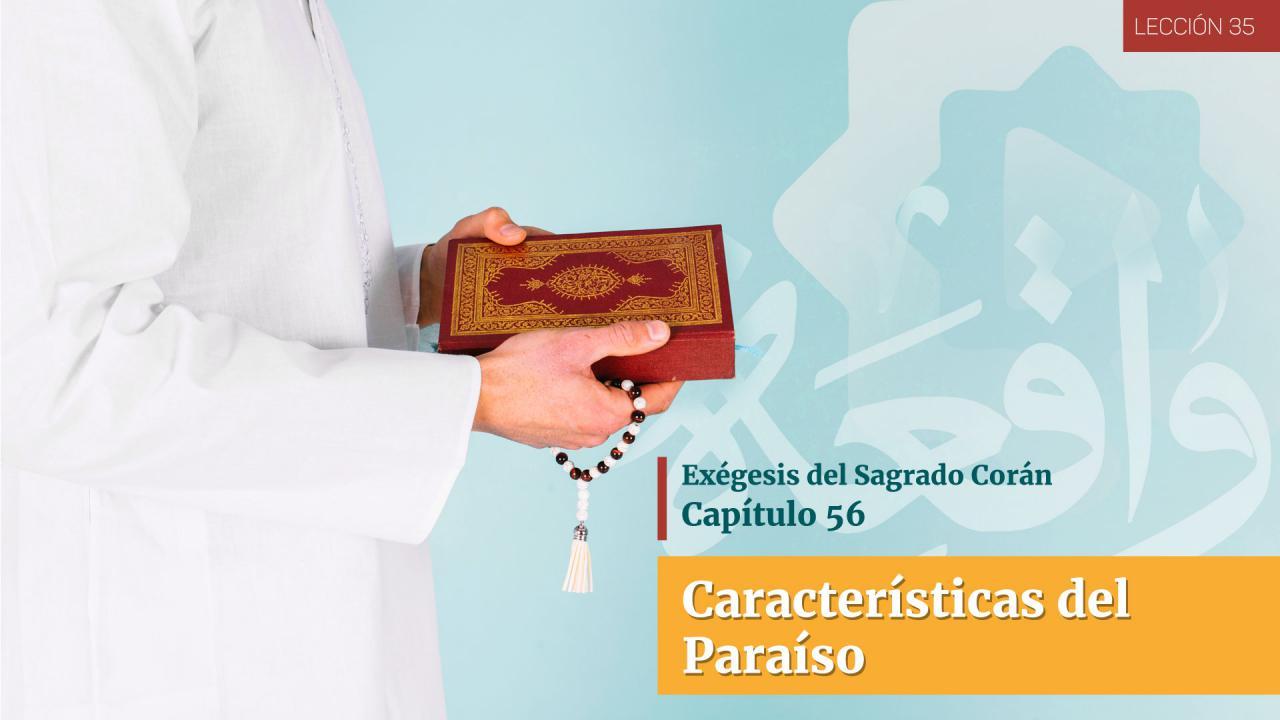 Características del Paraíso