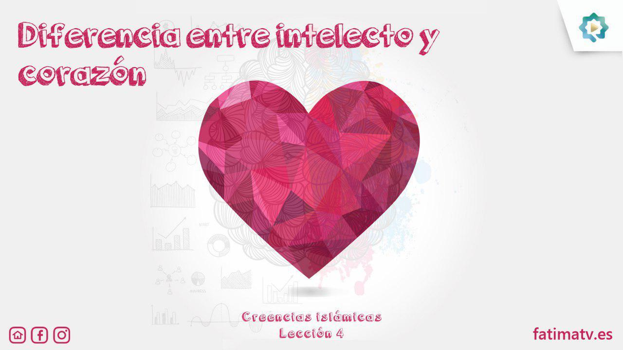 Diferencia entre intelecto y corazón