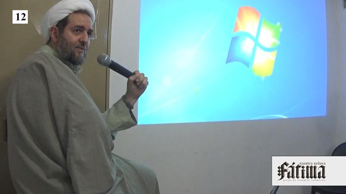 Charla sobre la conmemoración del natalicio del Profeta del Islam (s.a.w.) en coincidencia con la navidad cristiana (1)
