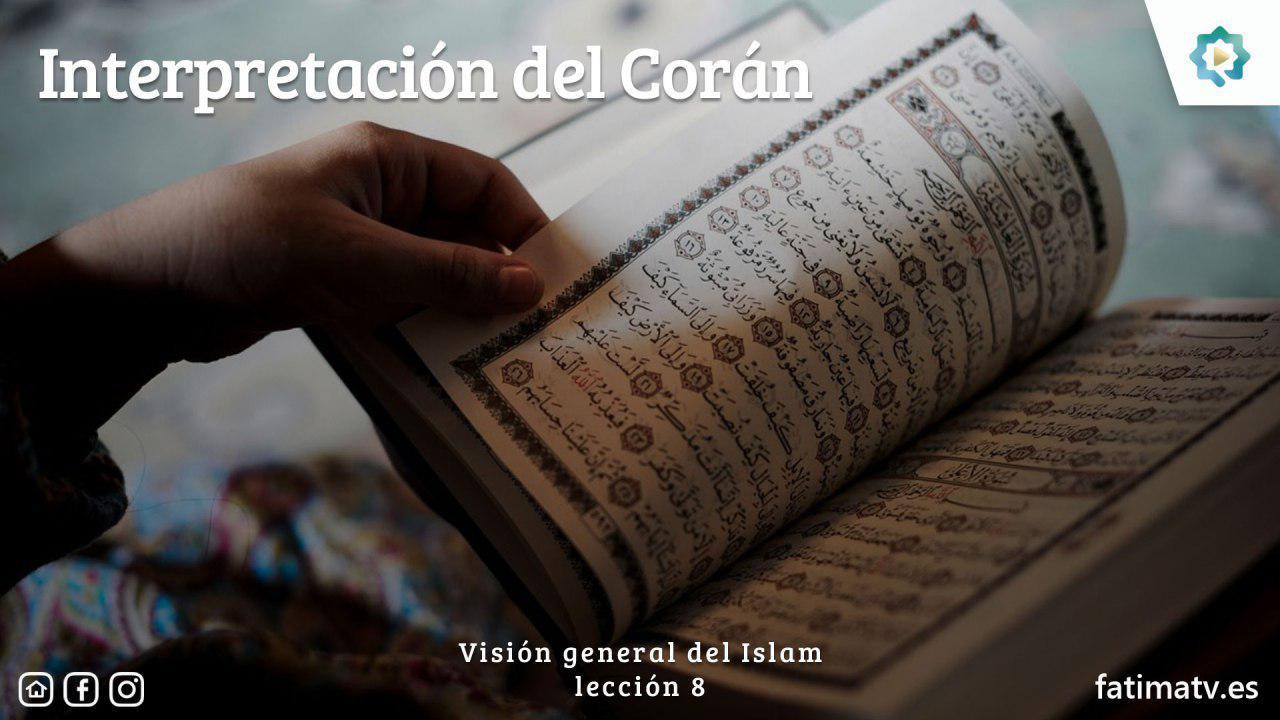 Interpretación del Corán