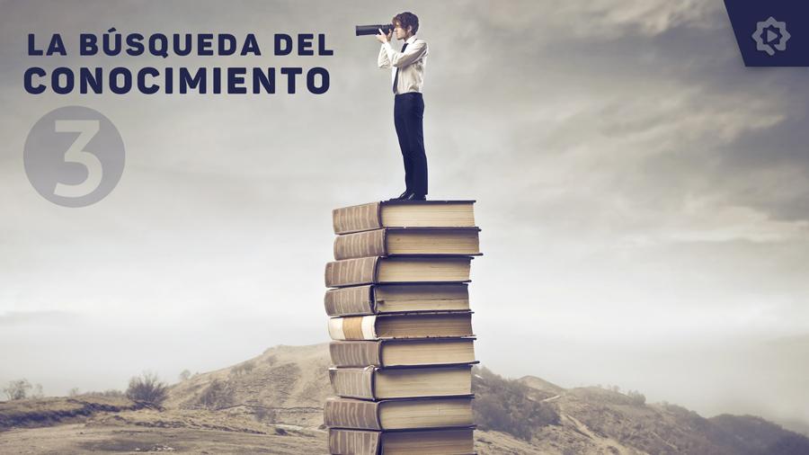 La búsqueda del conocimiento (3)