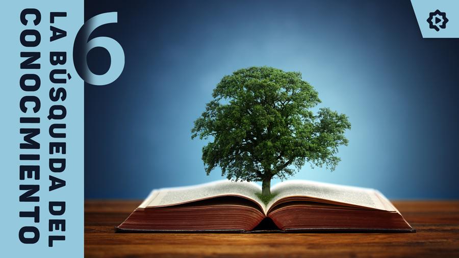 La búsqueda del conocimiento (6)